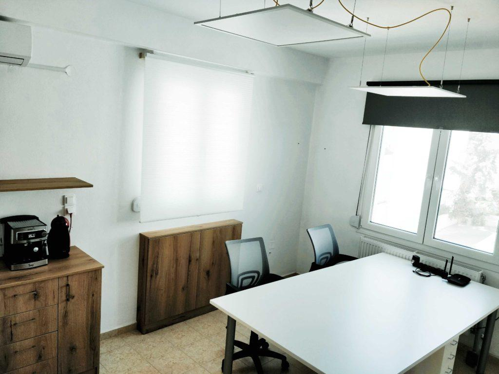 Team room - Office12 Coworking - Heraklion