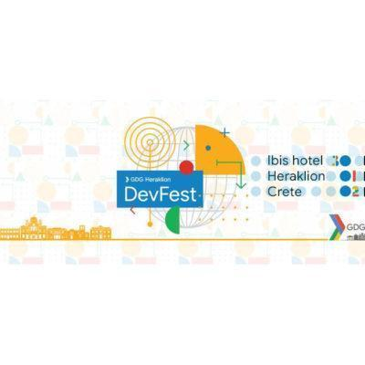 GDG Devfest | Heraklion 2018