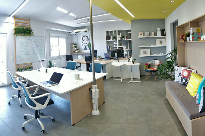 Open space - Coworking space Heraklion