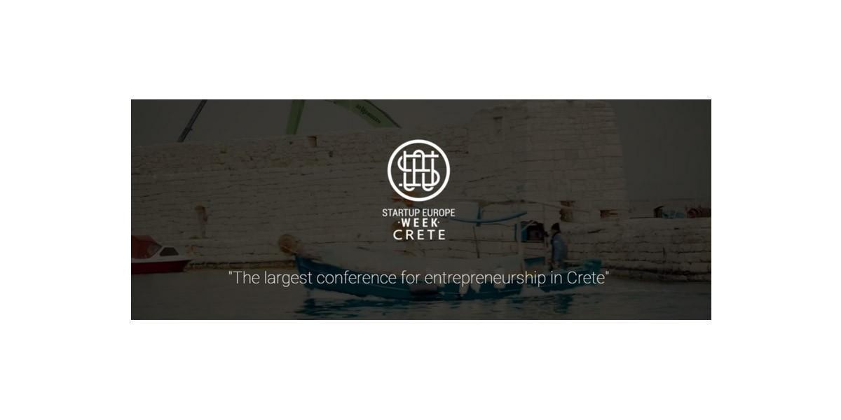 Youth Entrepreneurship Club - Startup Europe Week | Crete 2018